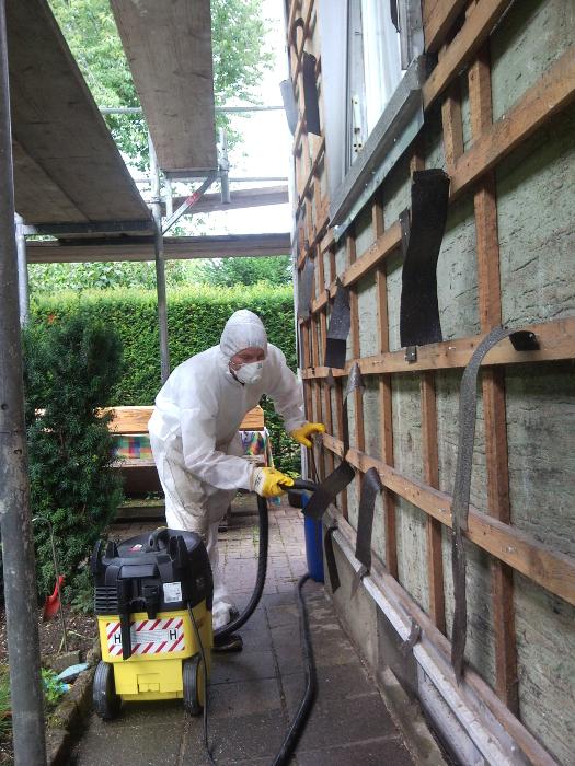 Ungericht Zertifizierung Asbestsanierung