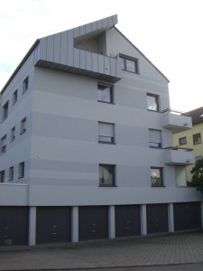 Fassadendaemmung